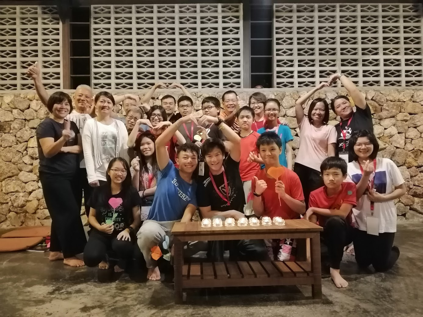 "Outreach: ""Bridging Minds, Joining Hearts"" Teens and Parents Retreat – 8th to 10th Dec 2018 at Broga Bliss Eco Resort"
