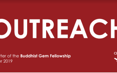 Outreach Newsletter for September to October 2019