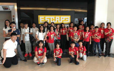 Sila Class Annual Outing to Escape Room – Did we Escape?
